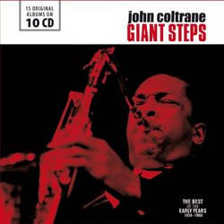 John Coltrane: Giant Steps, The Best of the Early Years