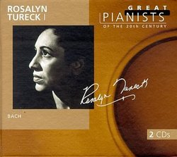 ROSALYN TURECK - Great Pianists of 20th Century