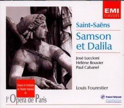 Samson & Dalila-Complete Opera