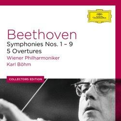 Collectors Edition: Symphonies Nos 1-9 , 5 Overtures
