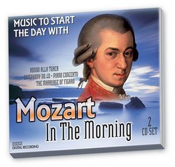 Mozart in the Morning (Box Set)