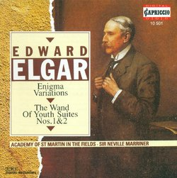 Elgar: Enigma Variations; Wand of Youth Suites Nos. 1 & 2