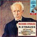 Strauss: Don Juan Op. 20 / Till Eulenspiegels Op. 28 / Der Bürger als Edelmann Op. 60 / Salome's Tanz