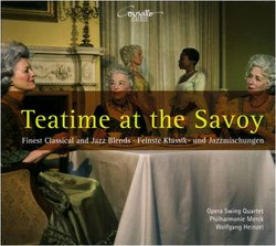 Teatime at the Savoy: Finest Classical & Jazz