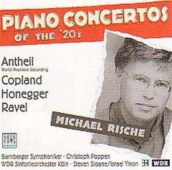Piano Concertos of the Twenties