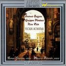 Bazzini, Martucci and Rota: Violin Sonatas