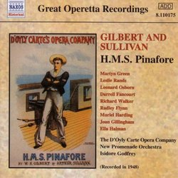 Gilbert and Sullivan: H.M.S. Pinafore