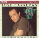 Jose Carreras Sings Memory From Cats and 15 Other Great Love Songs