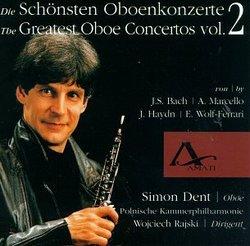 Greatest Oboe Concertos, Vol. 2
