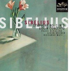 Sibelius: Violin Concerto / Symphony No. 2