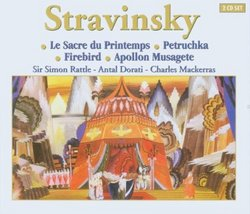 Sacre Du Printemps-Petrouchka-O
