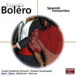 Bolero: Spanish Favourites