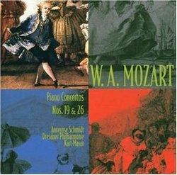 Piano Concertos Nos. 19 & 26