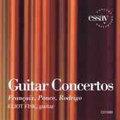 Françaix, Ponce, Rodrigo: Guitar Concertos