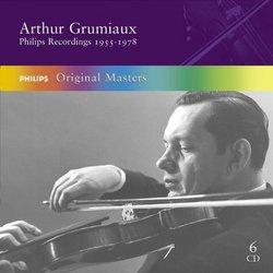 Arthur Grumiaux: Philips Recordings, 1955-1978 [Box Set]