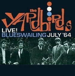 Live Blueswailing: St George's Hall July 1964