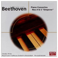 Beethoven: Piano Concertos Nos. 4 and 5