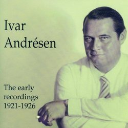 The Early Recordings, 1921-1926
