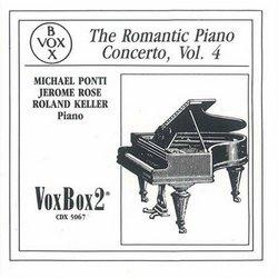 The Romantic Piano Concerto, Volume 4