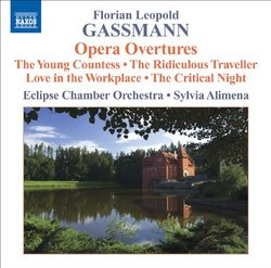 Florian Leopold Gassmann: Opera Overtures