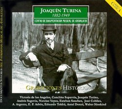 Turina Historic Recordings