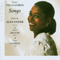 Villa-Lobos: Songs - Brazilian Folk Songs and more