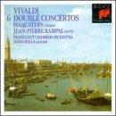 Vivaldi: 6 Double Concertos for Flute, Violin, Strings, and Harpsicord