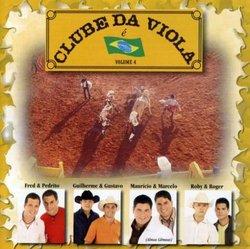 Clube da Viola, Vol. 4