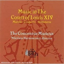 Music at the Court of Louis XIV