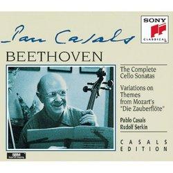 Casals Edition - Beethoven: Complete Cello Sonatas