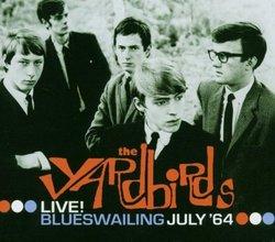Live Blues Wailing: St George's Hall July 1964