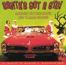 Santa's Got A GTO: Rodney On The ROQ's Christmas