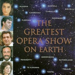 Greatest Opera Show on Earth
