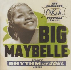 Complete Okeh Sessions: 1952-1955