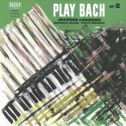 Bach: Jacques Loussier Plays Bach No. 2