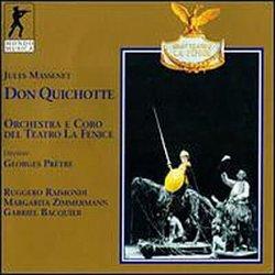 Massenet - Don Quichotte / Raimondi, Zimmermann, Bacquier, Prêtre, Teatro La Fenice LivePrêtre