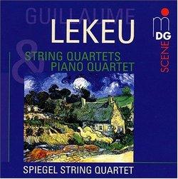 String Quartets & Piano Quartet