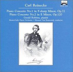 Reinecke: Piano Concertos 1 & 2