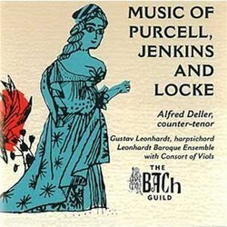 Music of Purcell, Jenkins and Locke