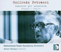 Goffredo Petrassi: Concerti per orchestra (Complete)