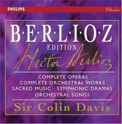 Berlioz Edition (Box Set)
