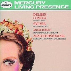 Delibes: Coppélia (complete ballet) / Sylvia (Ballet in Three Acts)