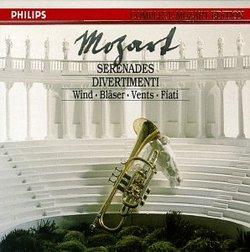 Mozart: Wind Serenades & Divertimenti