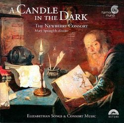 Candle in the Dark: Elizabethan Songs & Consort