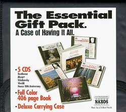 The Essential Gift Pack (Box Set) (includes book: The A to Z of Classical Music)