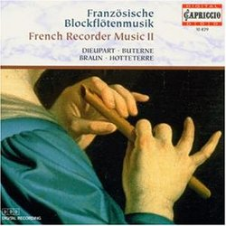French Recorder Music, Vol. 2