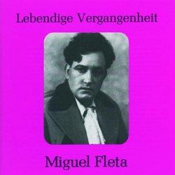 Lebendige Vergangenheit: Miguel Fleta