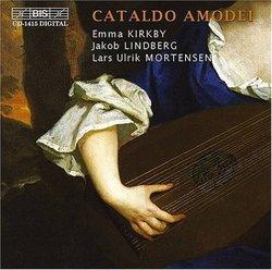 Cataldo Amodei- Cantatas - Emma Kirkby