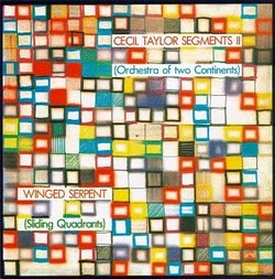 Segments II (Orchestra of two Continents), Winged Serpent (Sliding Quadrants)