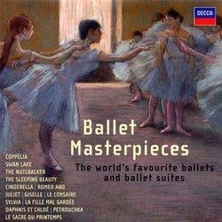 Ballet Masterpieces: The World's Favorite Ballets & Ballet Suites